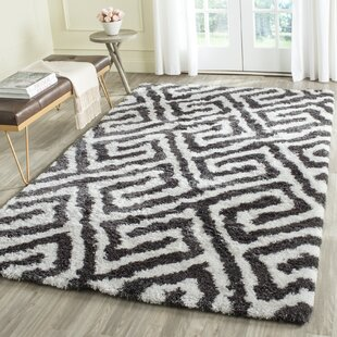 Affordable Barcelona Handmade Graphite & White Area Rug By Safavieh