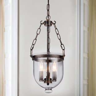 Moffat 3-Light Urn Pendant