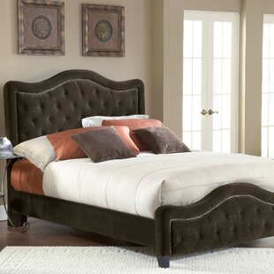 Chereen Upholstered Panel Bed by Willa Arlo Interiors