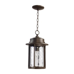 Three Posts Osmond 1-Light Outdoor Hanging Lantern