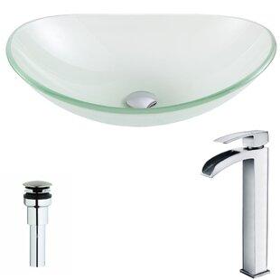 ANZZI Forza Glass Circular..