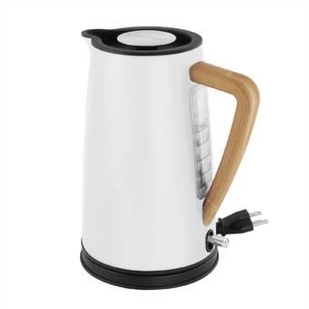 Homeimage 3 38 Qt Aluminum Electric Tea Kettle Reviews Wayfair