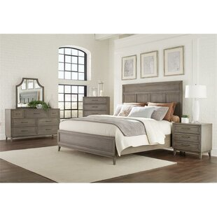 Workman Panel Configurable Bedroom Set by Gracie Oaks