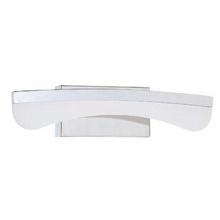 Anwar 1-Light LED Bath Bar by Latitude Run