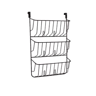 Over The Cabinet 3-Tier Lid Holder by Spectrum Diversified Top Reviews