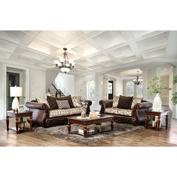 Astoria Grand Dolliver Configurable Living Room Set Wayfair