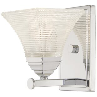 Dunson 1-Light Bath Sconce by Charlton Home