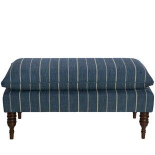 Jordao Upholstered Wood Bench