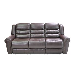 Shop Figueiredo Reclining Sofa by Red Barrel Studio