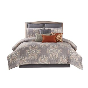 Darby Home Co Wannamaker 10 Piece Comforter Set