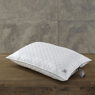 500 Thread Count Manchester Sleep Polyfill Pillow by BEHRENS England Today Sale Only