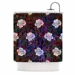 'Rosa' Single Shower Curtain