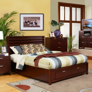 Amaryllis Platform Bed by ..