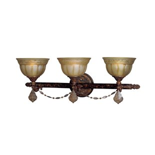 Woodbridge Lighting Lucerne 3-Light Vanity Light