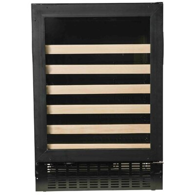 Azure Home Products 48 Bottle Single Zone Freestanding Wine Cooler