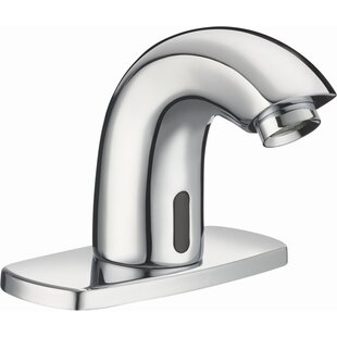 Sloan Electronic Pedestal Faucet