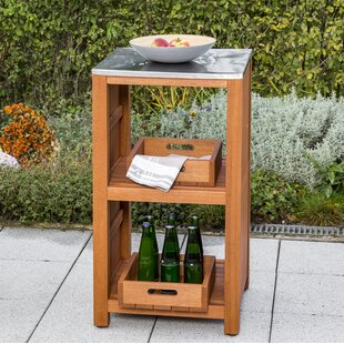 Brookeville Side Table With Storage Image
