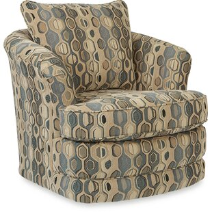 Fresco Swivel Barrel Chair by LaZBoy