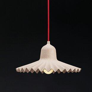 Seletti Egg of Columbus 1-Light Bell Pendant