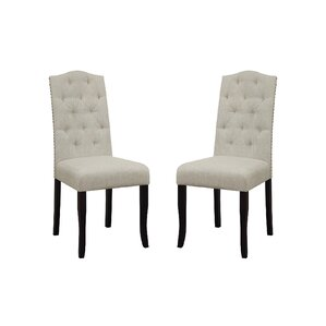 Tufted Dining Chairs You\'ll Love   Wayfair