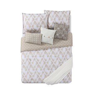 Jennifer Adams Home Kennedy 7 Piece Comforter Set