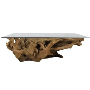 Champlin Coffee Table By Union Rustic