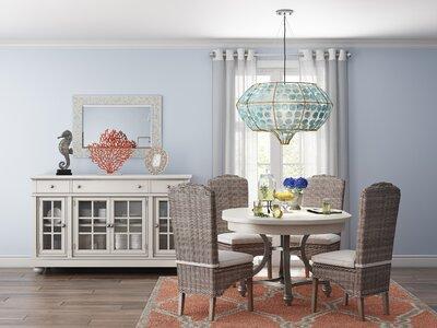 Coastal Dining Room Design