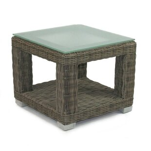 Find for Palisades End Table Base with Tempered Glass Top Best reviews