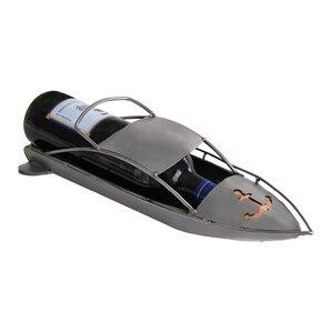 Speedboat 1 Bottle Tabletop Wine Rack by ..