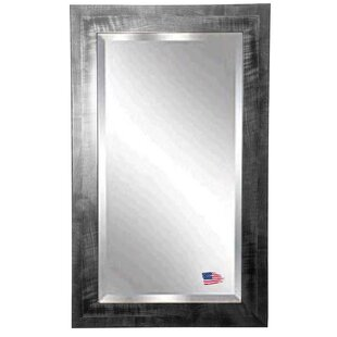 Trent Austin Design Rectangle Wood Wall Mirror