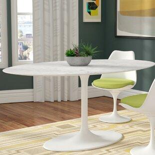 Langley Street Larkson Pedestal Dining Table