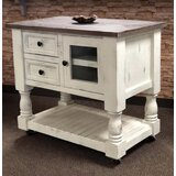 Lene Martha Kitchen Cart by August Grove®