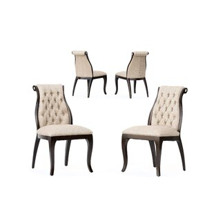 Manhattan Loft Mia Side Chair (Set of 2) Rossetti Design Studio