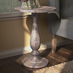 Hana End Table by Lark Manor