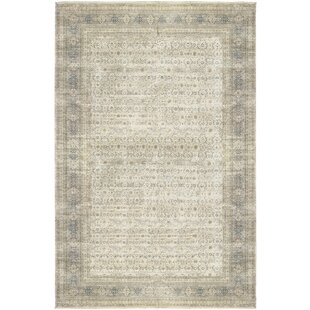One-of-a-Kind Nooristan Handwoven Wool Ivory Area Rug by Bokara Rug Co., Inc.