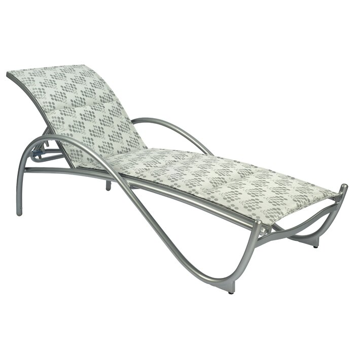 Astonishing Tribeca Reclining Stacking Chaise Lounge Theyellowbook Wood Chair Design Ideas Theyellowbookinfo
