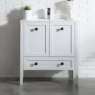 Andora 32 Single Bathroom Vanity Set by Ove Decors