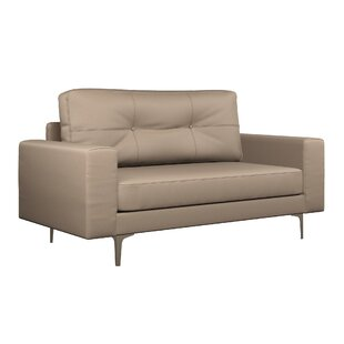 Affordable Binns Loveseat by Corrigan Studio Reviews (2019) & Buyer's Guide