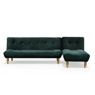 Daigle Reversible Modular Corner Sofa Bed By Norden Home