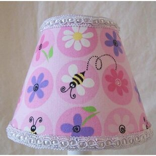 Fun Flower Garden 11 Fabric Empire Lamp Shade