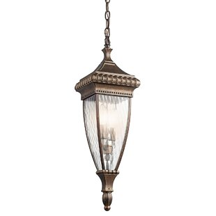 Etheridge 2 Light Hanging Lantern By Ophelia & Co.
