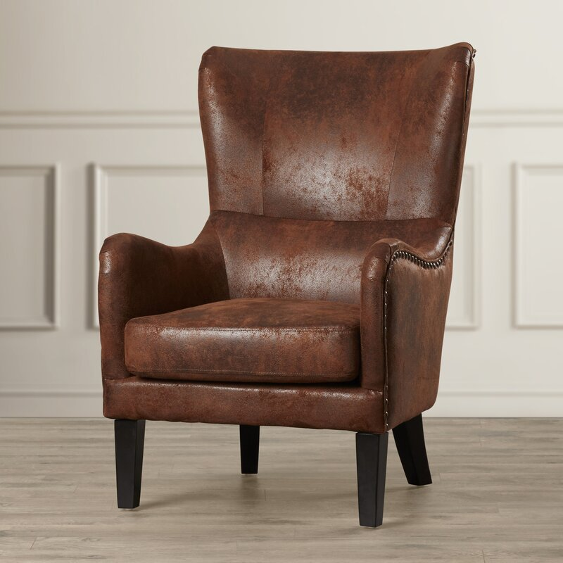 Exceptional Gordon High Back Wingback Chair