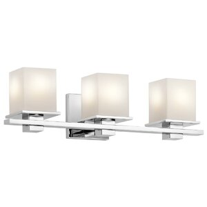Macri 3-Light Vanity Light