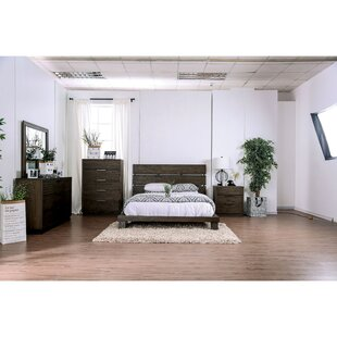 Carsten Platform Configurable Bedroom Set