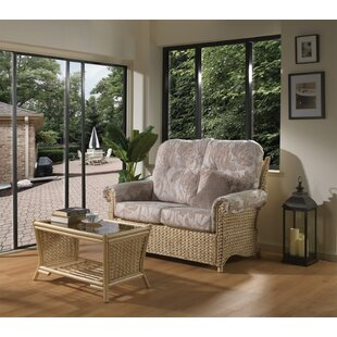 Kiara 2 Piece Conservatory Sofa Set By Beachcrest Home