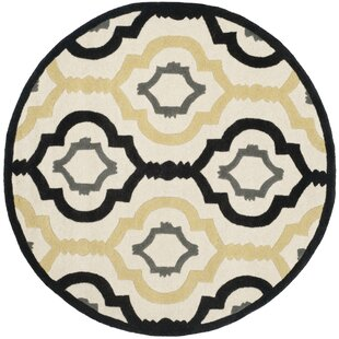 Read Reviews Wilkin Ivory / Multi Moroccan Rug ByWrought Studio