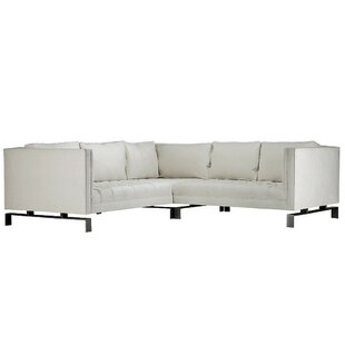 Bowers Sectional by Jaxon Home Spacial Price