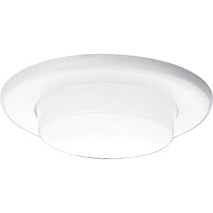 Progress Lighting Drop Opal Shower Lens Recessed Trim