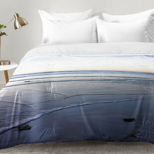 Sun Down Comforter Set by East Urban Home