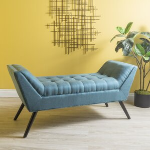 Upholstered Benches Youll Love Wayfair